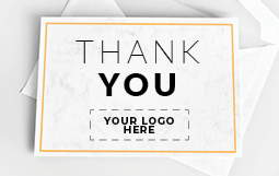 Thank You 1 Design | Digital Cobranded Gift Cards in Bulk for Employees and Clients.