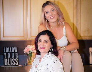 Bliss Spa & Salon owners