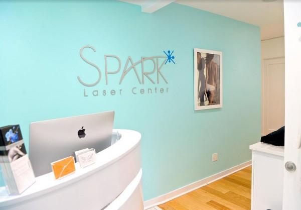 Slide image 2 of 11 for spark-laser-center