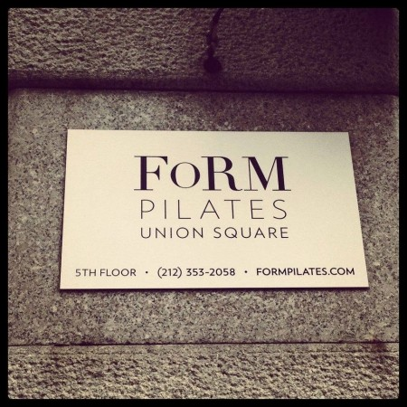 Slide image 2 of 2 for form-pilates-union-square