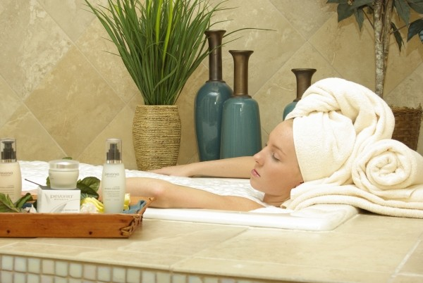 Spa Botanica at Embassy Suites relaxation