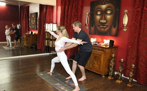image for Yoga Spa Lounge 1881