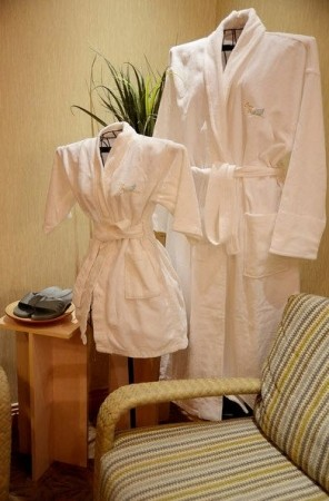 Spa Botanica at Embassy Suites Robes