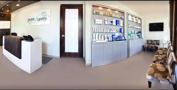 Slide image 1 of 7 for pure-vanity-spa-scottsdale-hilton-village