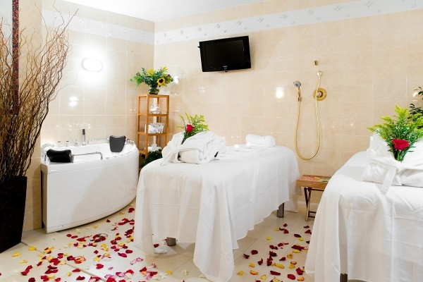 Butterfly Garden Spa Couples Room