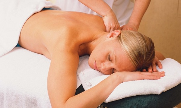 image for Massage with Judi Little at New Trendz Salon & Spa