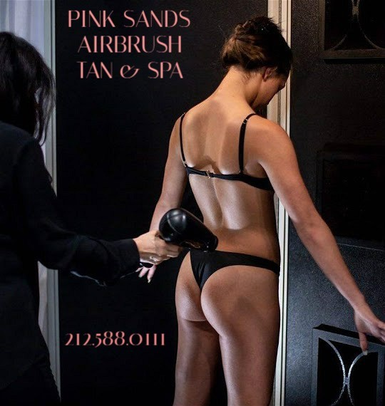 image for Pink Sands Airbrush Tan & Spa