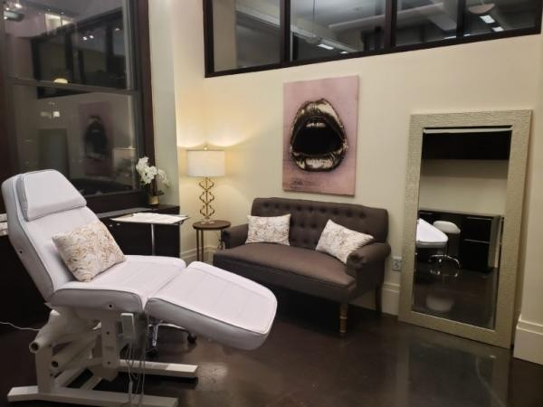 Beyond Beautiful Aesthetics Treatment Room