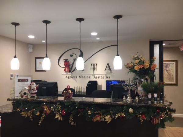 VITA Ageless Medical Aesthetics Front Desk