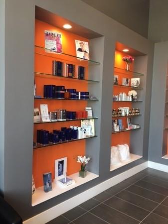 Spa810 - Arrowhead products wall