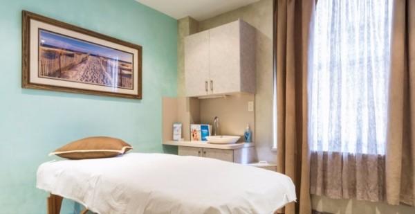 Just Melt Treatment Room