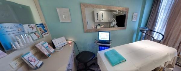 Just Melt Treatment room 3