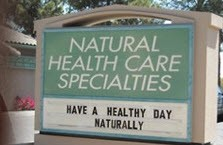image for Natural Healthcare Specialties