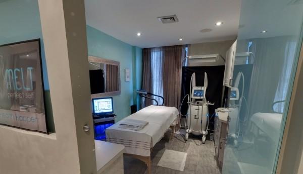 Just Melt Treatment room 4