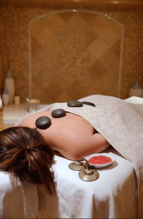 Spa Botanica at Embassy Suites Hot Stone Massage