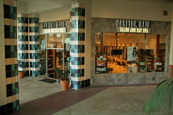 image for Carlton Hair Salon & Day Spa: Fashion Valley Mall