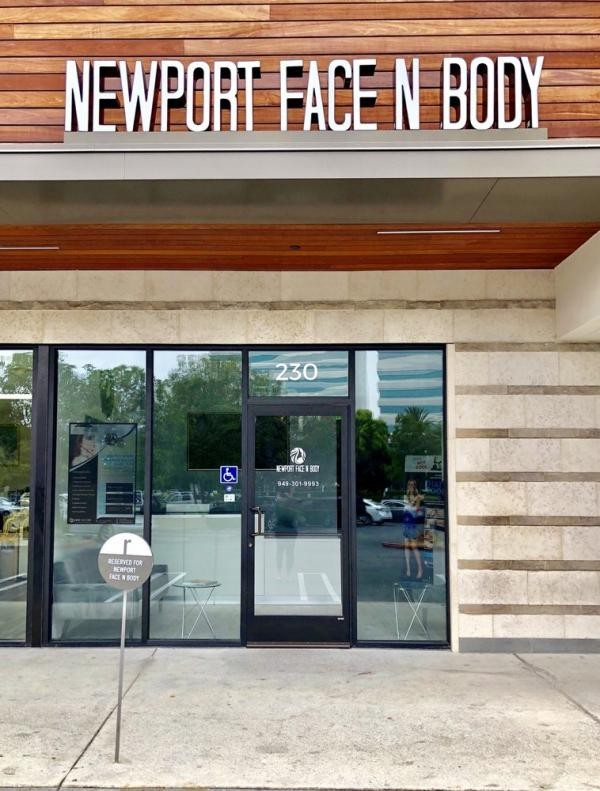 image for Newport Face N Body