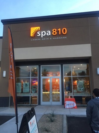 Spa810 - Arrowhead Store Front