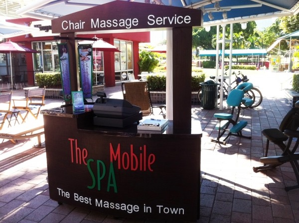 image for The Mobile Spa *Coming Soon*