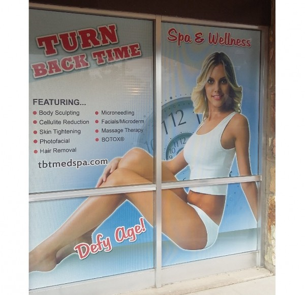 image for Turn Back Time Day Spa