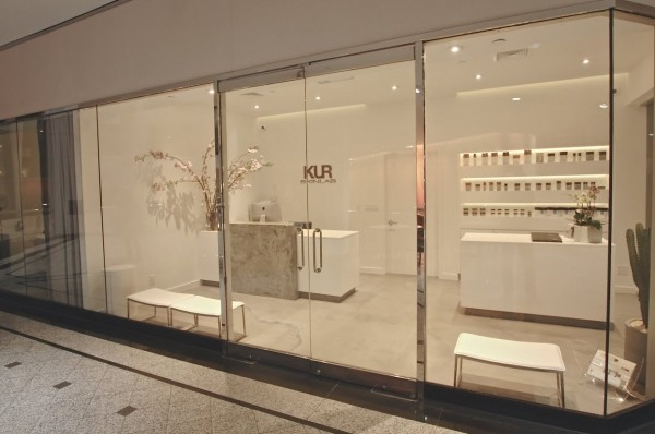 KUR Skin Lab store front