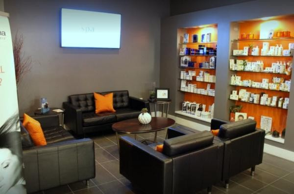 Spa810 - Scottsdale Shea waiting area